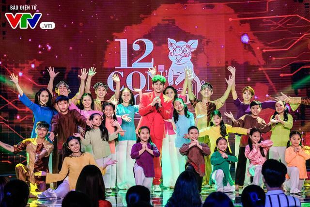 Jun Phạm và những khoảnh khắc siêu đáng yêu tại 12 Con giáp 2019 - Ảnh 8.