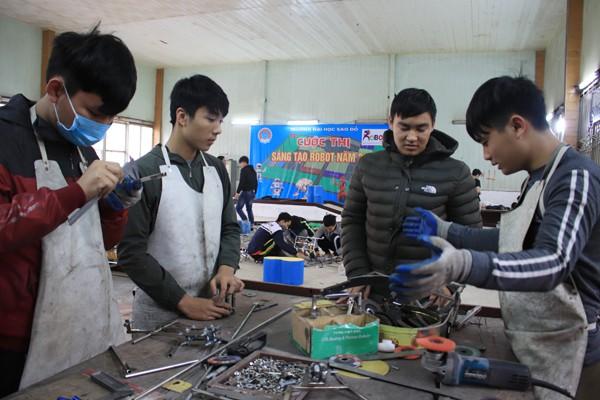 Robocon Việt Nam 2019: Sẽ tăng cường livestream trên nền tảng số - Ảnh 2.