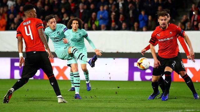 Lịch thi đấu lượt về vòng 1/8 UEFA Europa League: Arsenal - Rennes, Dinamo Kiev - Chelsea - Ảnh 1.