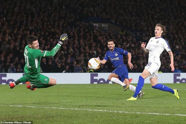 Lịch thi đấu lượt về vòng 1/8 UEFA Europa League: Arsenal - Rennes, Dinamo Kiev - Chelsea - Ảnh 2.