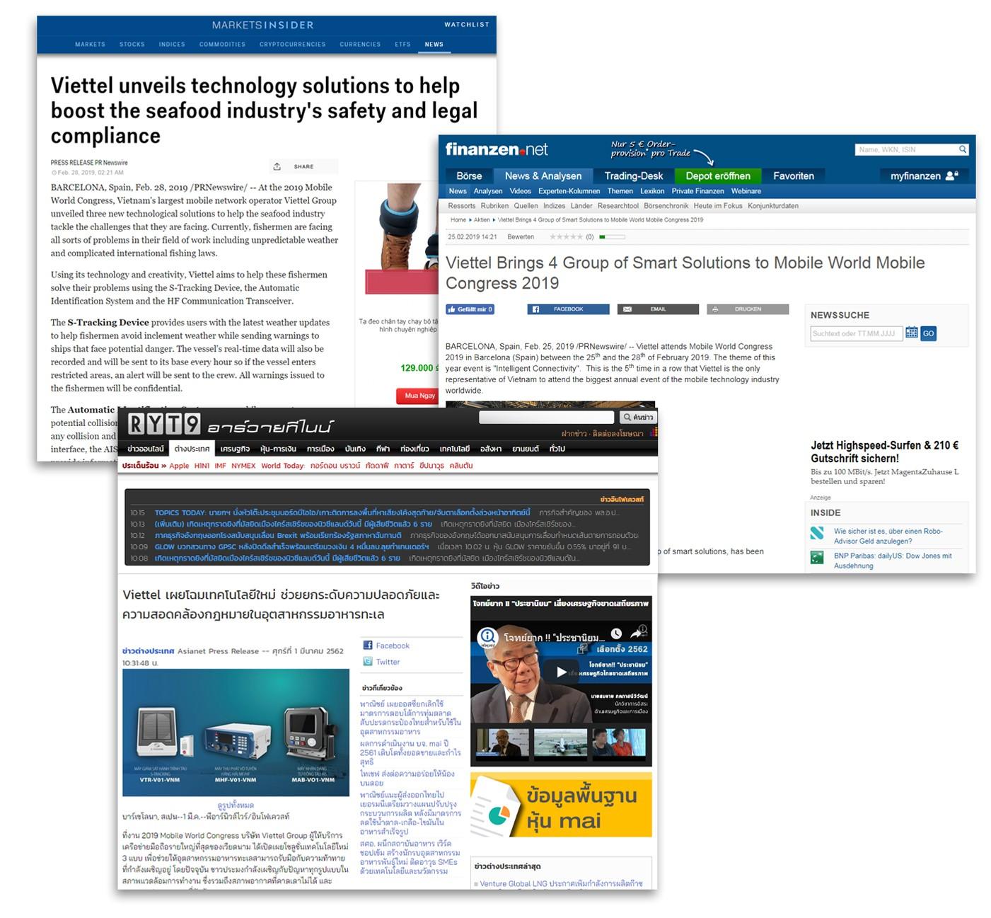 Thương hiệu Việt tại những sự kiện công nghệ hàng đầu thế giới: Tự tin thể hiện mình - Ảnh 6.