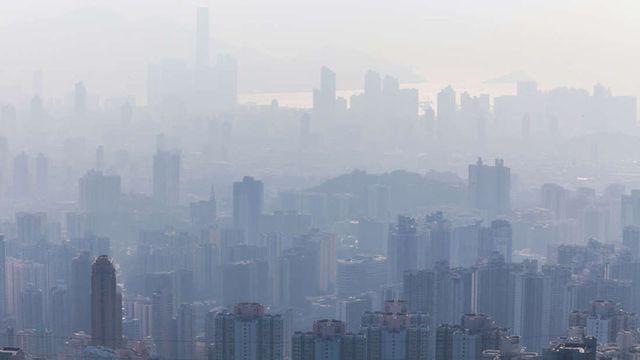 Ô nhiễm không khí giết chết nhiều người hơn khói thuốc lá - Ảnh 1.