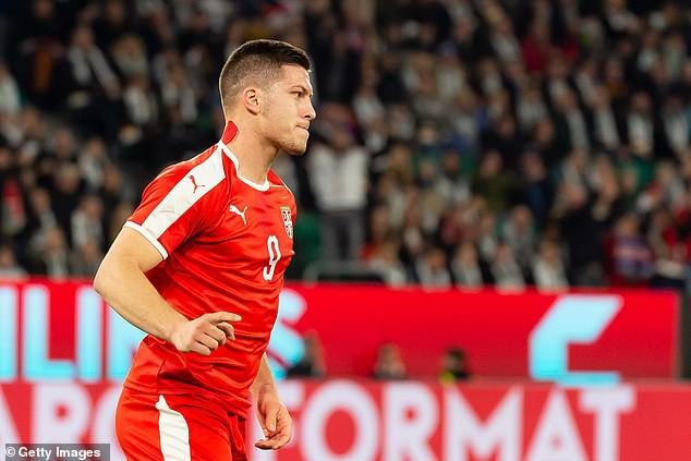 Kết quả bóng đá sáng 21/3: Đức 1 - 1 Serbia, Xứ Wales 1 - 0 Trinidad & Tobago - Ảnh 2.