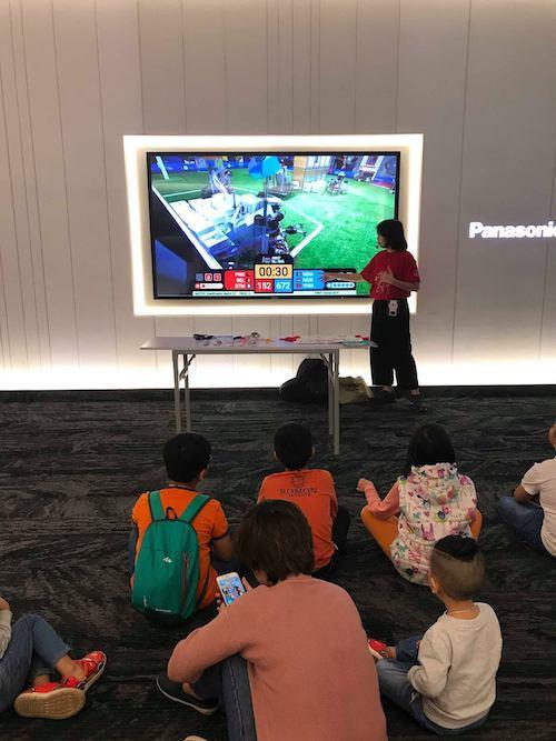 Trẻ em say mê với trải nghiệm lập trình robot - Ảnh 5.