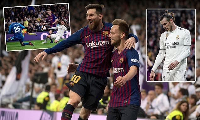 Kết quả bóng đá châu Âu rạng sáng 3/3: Barcelona thắng tối thiểu Real, Roma thua đậm Lazio, Bayern Munich thắng ấn tượng Mönchengladbach - Ảnh 4.