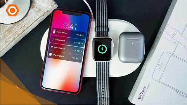 """Apple bất ngờ """"khai tử"""" đế sạc không dây AirPower dù sản phẩm chưa được bán ra thị trường - Ảnh 1."""