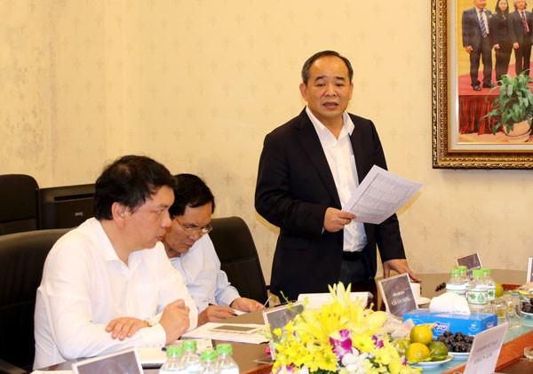Bộ trưởng Nguyễn Ngọc Thiện: Bóng đá Việt Nam 2019 có 3 mục tiêu lớn cần giành thắng lợi - Ảnh 1.