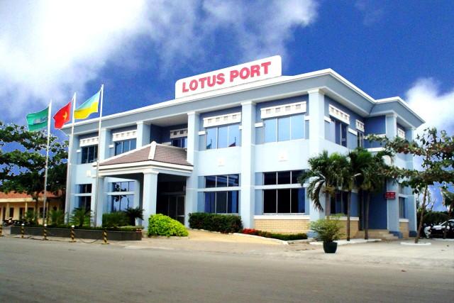 Cảng Lotus hướng đến mục tiêu phát triển an toàn, bền vững - Ảnh 1.
