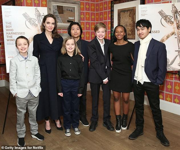 Angelina Jolie muốn tái hợp với Brad Pitt - Ảnh 2.