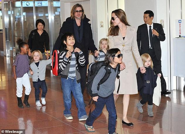 Angelina Jolie muốn tái hợp với Brad Pitt - Ảnh 1.