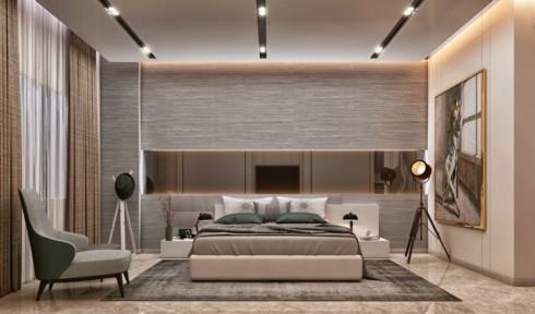Mẫu phòng ngủ sang trọng khiến bạn không nỡ rời bước - Ảnh 2.