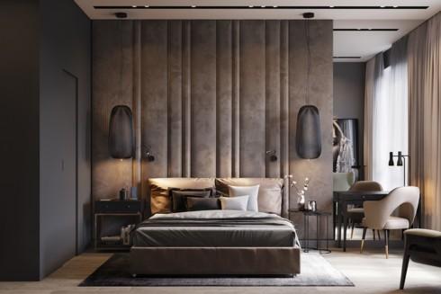 Mẫu phòng ngủ sang trọng khiến bạn không nỡ rời bước - Ảnh 3.