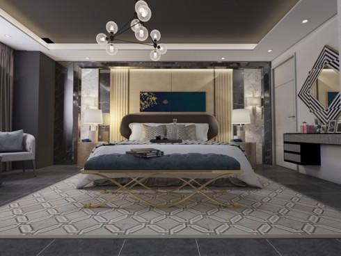 Mẫu phòng ngủ sang trọng khiến bạn không nỡ rời bước - Ảnh 7.