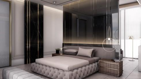 Mẫu phòng ngủ sang trọng khiến bạn không nỡ rời bước - Ảnh 8.