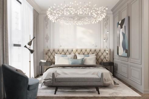 Mẫu phòng ngủ sang trọng khiến bạn không nỡ rời bước - Ảnh 10.