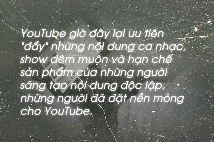 Tuần trăng mật của Youtube đã kết thúc - Ảnh 9.