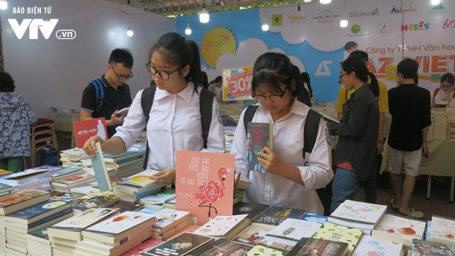 Ngày sách Việt Nam 2019 - Nơi kết nối độc giả và các đơn vị xuất bản - Ảnh 4.