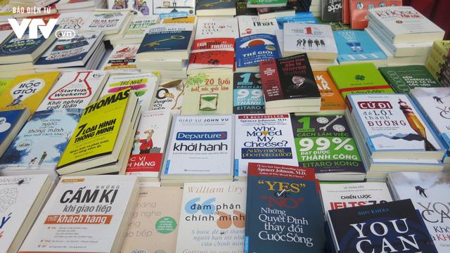 Ngày sách Việt Nam 2019 - Nơi kết nối độc giả và các đơn vị xuất bản - Ảnh 7.