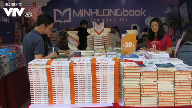 Ngày sách Việt Nam 2019 - Nơi kết nối độc giả và các đơn vị xuất bản - Ảnh 8.