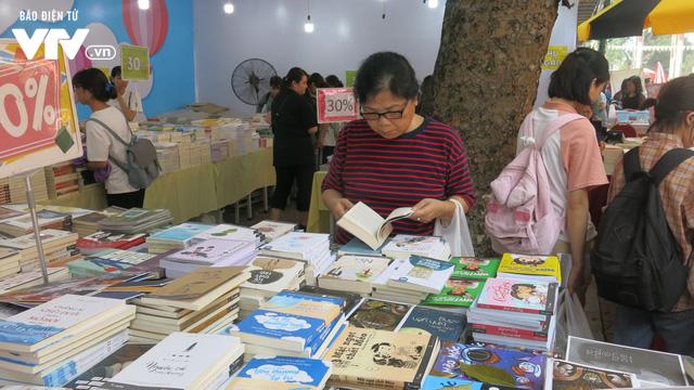Ngày sách Việt Nam 2019 - Nơi kết nối độc giả và các đơn vị xuất bản - Ảnh 5.