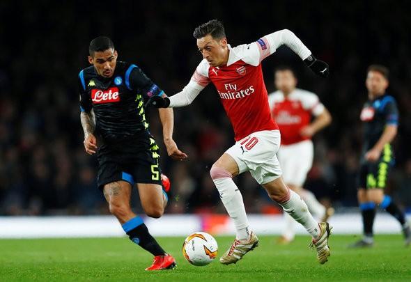 Napoli - Arsenal: Nỗi lo sân khách! (02h00 ngày 19/4) - Ảnh 4.