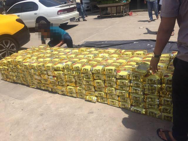 TP.HCM triệt phá đường dây tàng trữ, vận chuyển hơn 1,1 tấn ma túy - Ảnh 2.