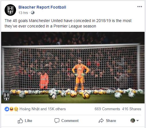 Man Utd nhận kỷ lục thê thảm chưa từng có sau thất bại trước Everton - Ảnh 1.