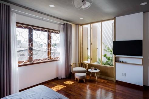 Ngôi nhà hiện đại mang phong cách nhiệt đới - Ảnh 6.