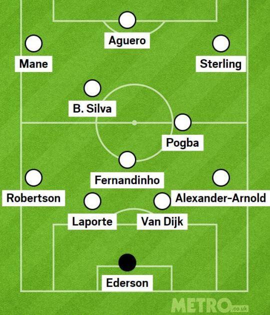 Dàn sao Man City, Liverpool thống trị Đội hình của năm do PFA bầu chọn - Ảnh 1.