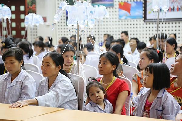 Cần 500.000 đơn vị máu cho bệnh nhân Thalassemia - Ảnh 1.