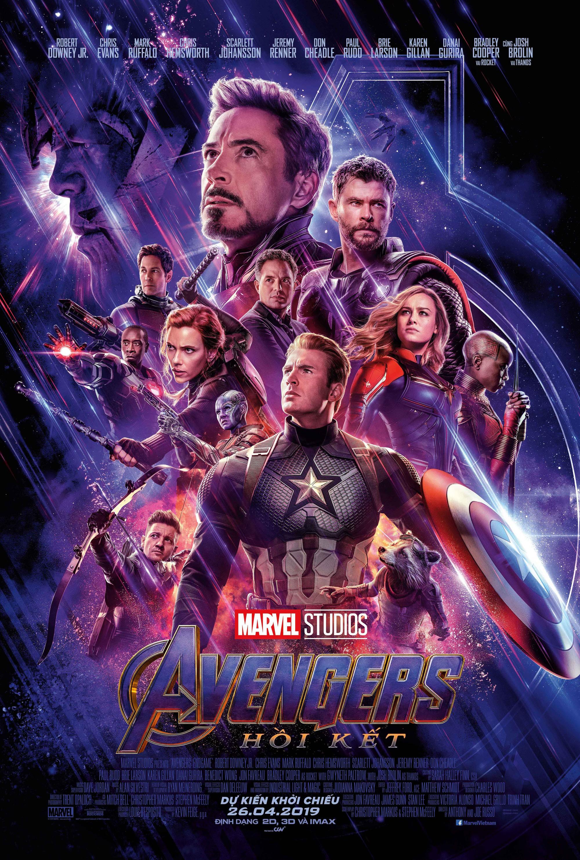 Review Avengers: Endgame - Bản anh hùng ca khép lại một kỷ nguyên huy hoàng của Marvel và hơn thế nữa… - Ảnh 10.