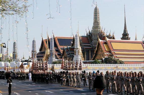Thái Lan chi 31 triệu USD tổ chức lễ đăng quang của Nhà vua Rama X - Ảnh 2.