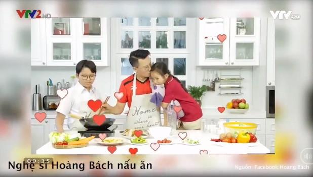 Những ông bố đảm đang của showbiz Việt - Ảnh 1.