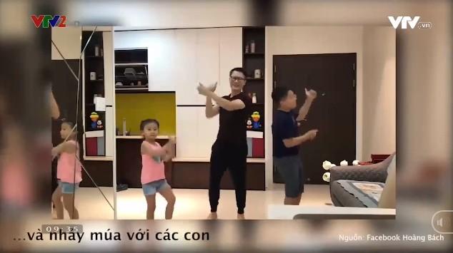 Những ông bố đảm đang của showbiz Việt - Ảnh 2.