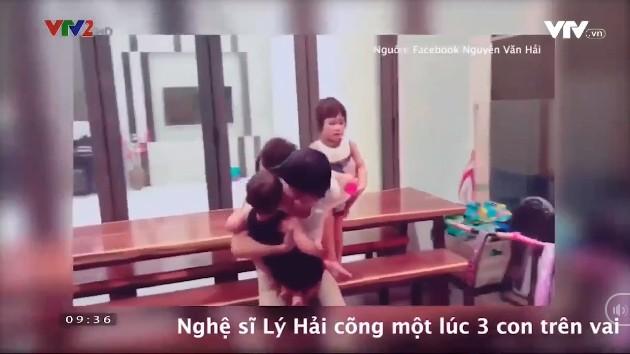 Những ông bố đảm đang của showbiz Việt - Ảnh 5.