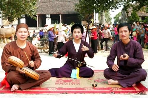 Thế hệ số 18h30(10/05): Nghệ sỹ Mai Tuyết Hoa – Truyền nhân hát Xẩm - Ảnh 2.