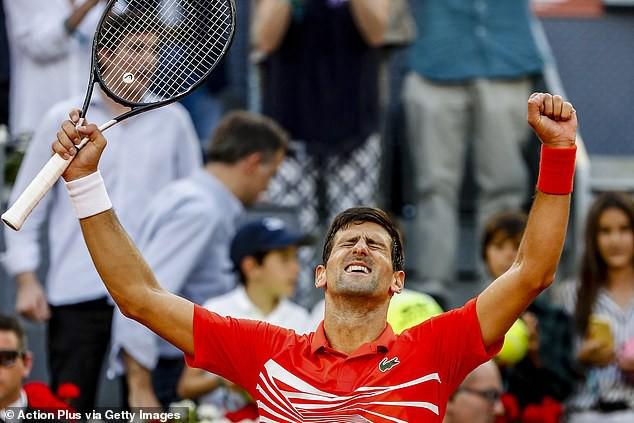 Novak Djokovic lần thứ 3 vô địch Madrid mở rộng - Ảnh 1.