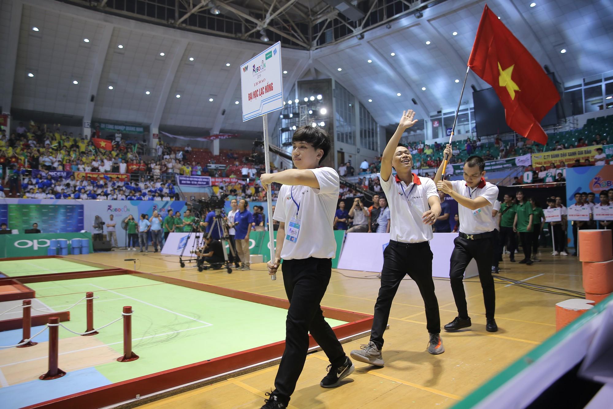 Đội tuyển Việt Nam đã chinh phục ABU Robocon 2019 như thế nào? - Ảnh 5.