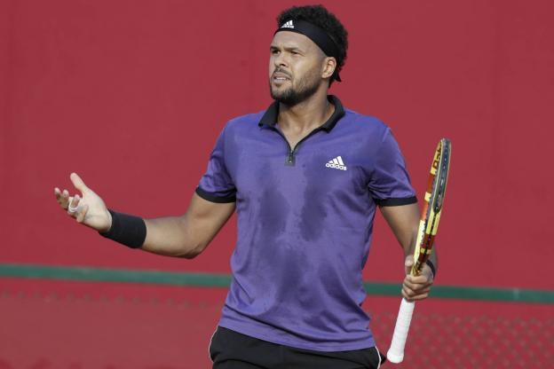 Rome Masters 2019: Ngày thi đấu thất vọng của các tay vợt Pháp - Ảnh 1.