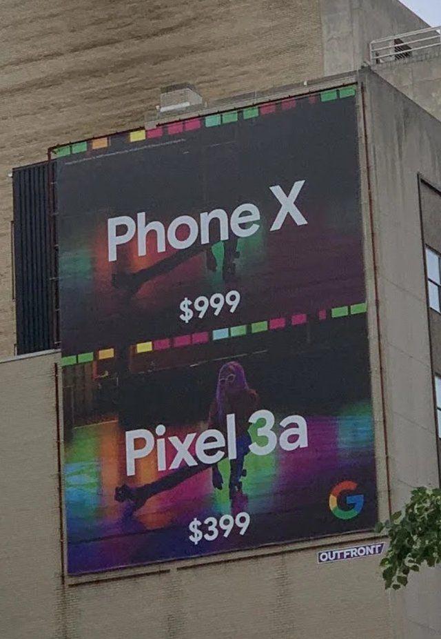 Google mỉa mai Apple: iPhone quá chát, quyền riêng tư không phải là món hàng xa xỉ - Ảnh 1.