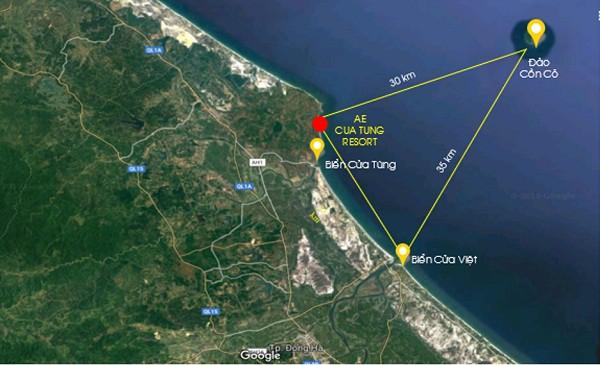 Từ tọa độ lửa đến tiềm năng Tam giác vàng du lịch biển đảo - Ảnh 3.