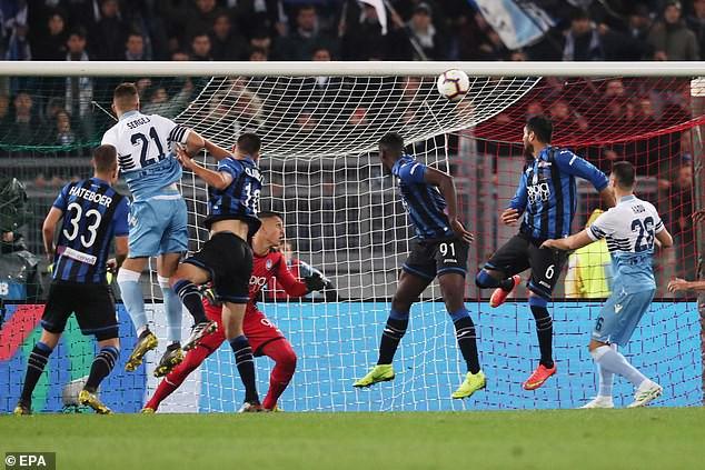 Lazio giành ngôi vô địch Coppa Italia - Ảnh 1.