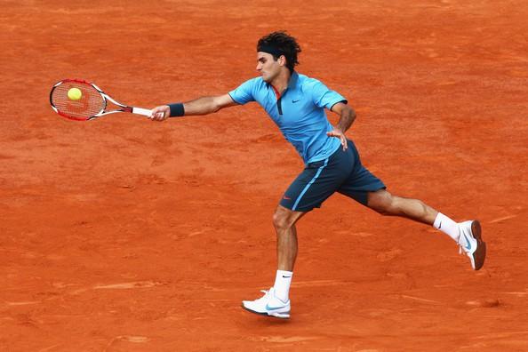 Roger Federer tức giận vì Rome Masters bóc lột khán giả - Ảnh 2.