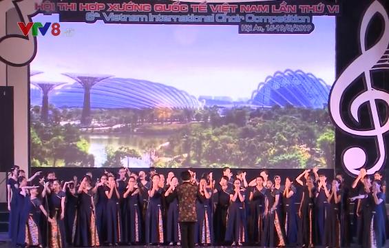 Nét mới trong Hội thi hợp xướng quốc tế Việt Nam lần thứ 6 - Ảnh 1.