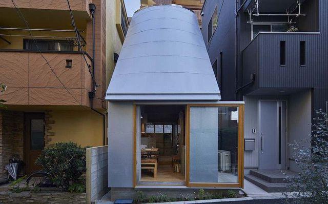 """Khám phá """"ngôi nhà tình yêu"""" chưa đầy 20m2 gây sốt tại Nhật - Ảnh 1."""