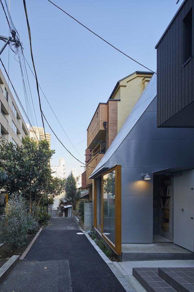 """Khám phá """"ngôi nhà tình yêu"""" chưa đầy 20m2 gây sốt tại Nhật - Ảnh 3."""