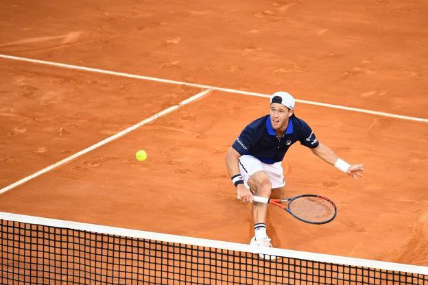 Rome Masters 2019: Rafael Nadal và Schwartzman cùng Tsitsipas giành quyền vào bán kết - Ảnh 1.