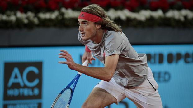 Vượt qua Tsitsipas, Nadal giành quyền vào chung kết Rome Masters 2019 - Ảnh 1.