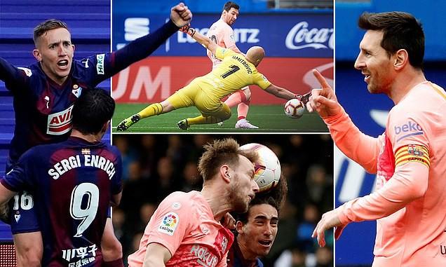 Giải VĐQG Tây Ban Nha La Liga ngày kết thúc mùa giải: Barcelona hòa, Real Madrid tiếp tục thua - Ảnh 3.