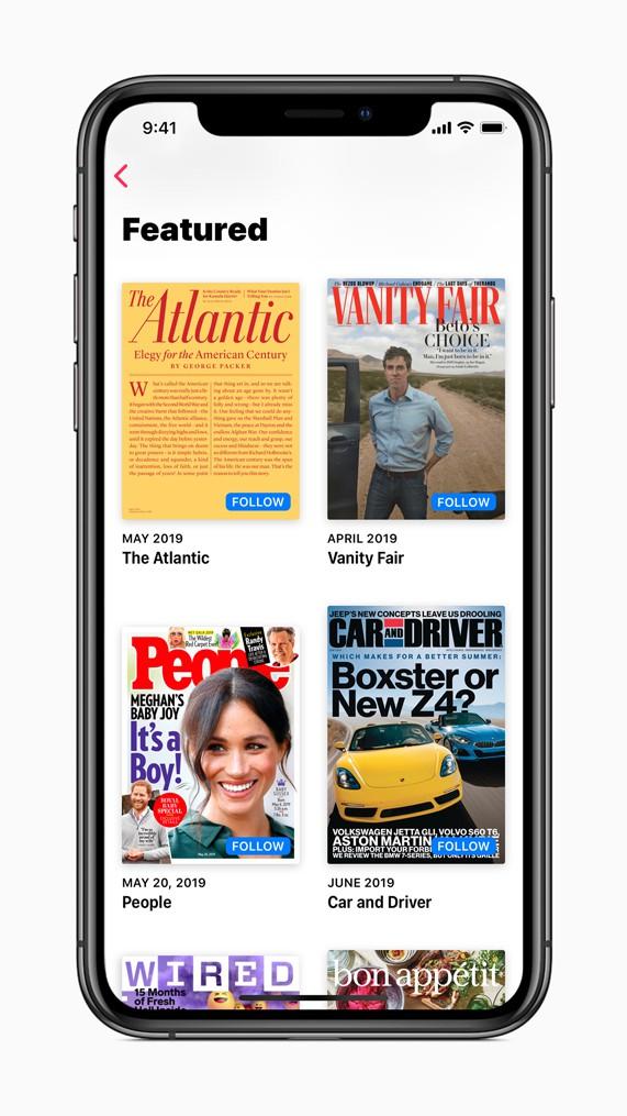 Apple News+ cung cấp bìa độc quyền từ hàng trăm nhà xuất bản - Ảnh 3.